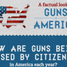 Facts and Statistics About Gun Use in the USA