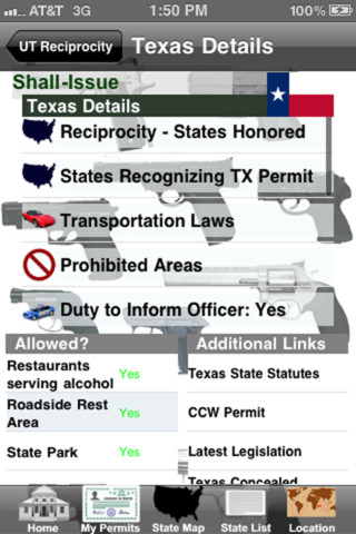 Concealed Carry App Shootout
